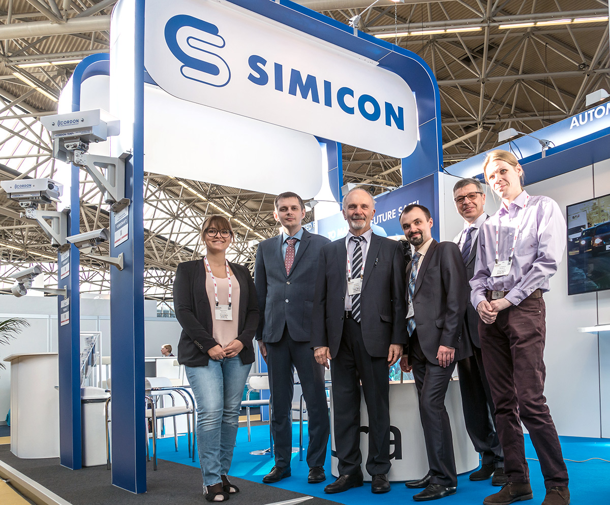 Simicon company exhibition intertraffic 2018