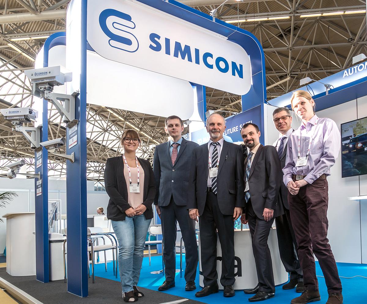 Simicon company exhibition intertraffic 2018